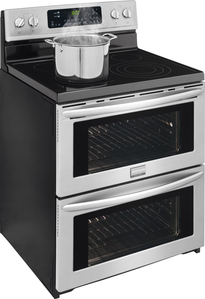 Frigidaire Fgef306tpf 30 Inch Double Oven Electric Range