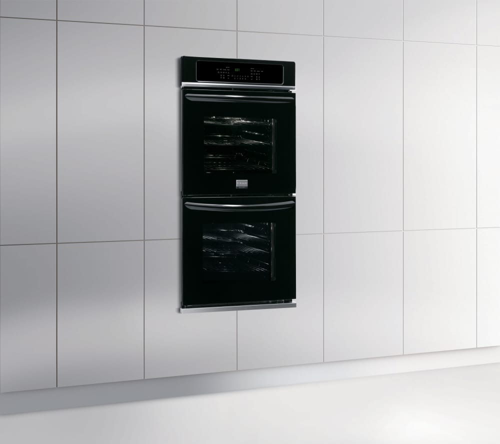 Frigidaire Fget2765pb 27 Inch Double Electric Wall Oven