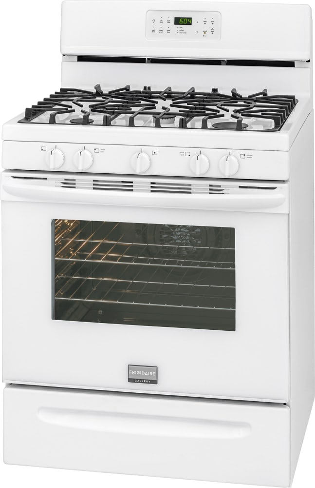 Frigidaire Fggf3035r 30 Inch Freestanding Gas Range With