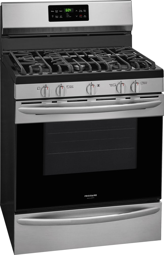 Frigidaire Fggf3036tf 30 Inch Freestanding Gas Range With