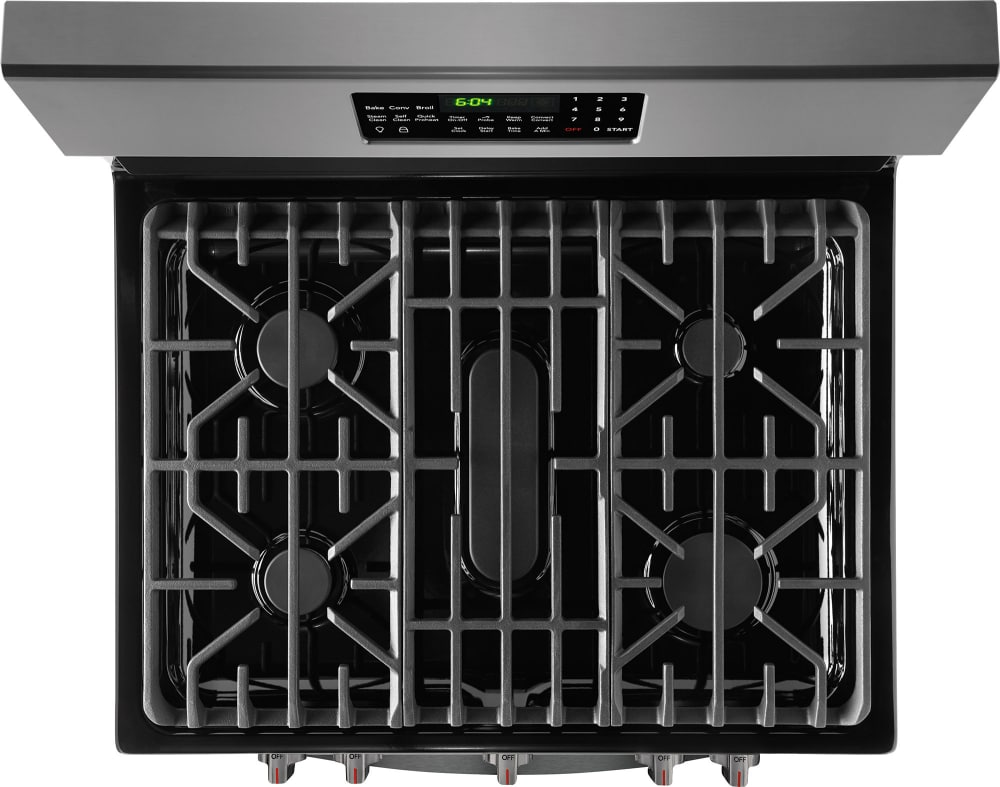 Frigidaire Fggf3059td 30 Inch Freestanding Gas Range With