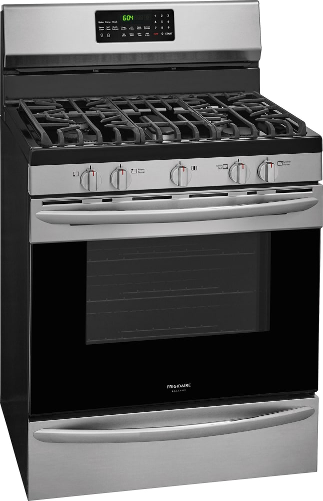 Frigidaire Fggf3059tf 30 Inch Freestanding Gas Range With