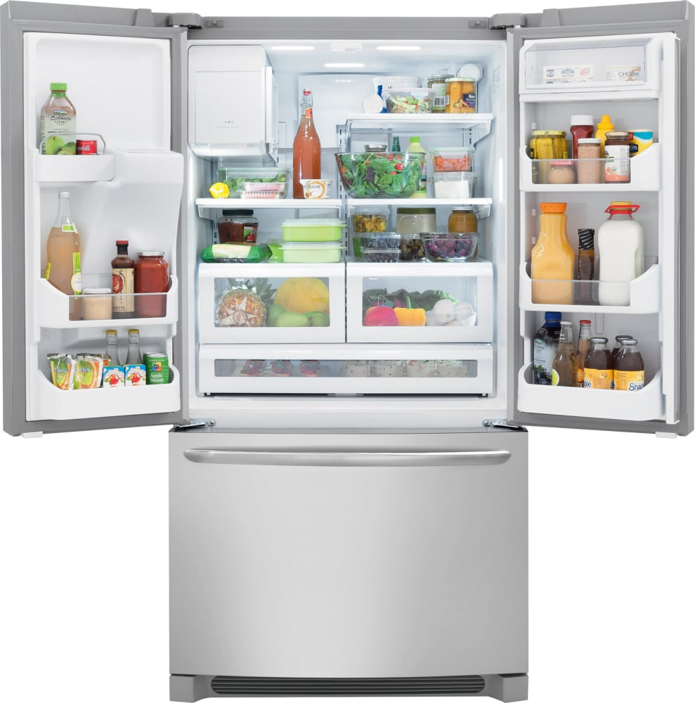 Frigidaire Fghb2867tf 36 Inch French Door Refrigerator