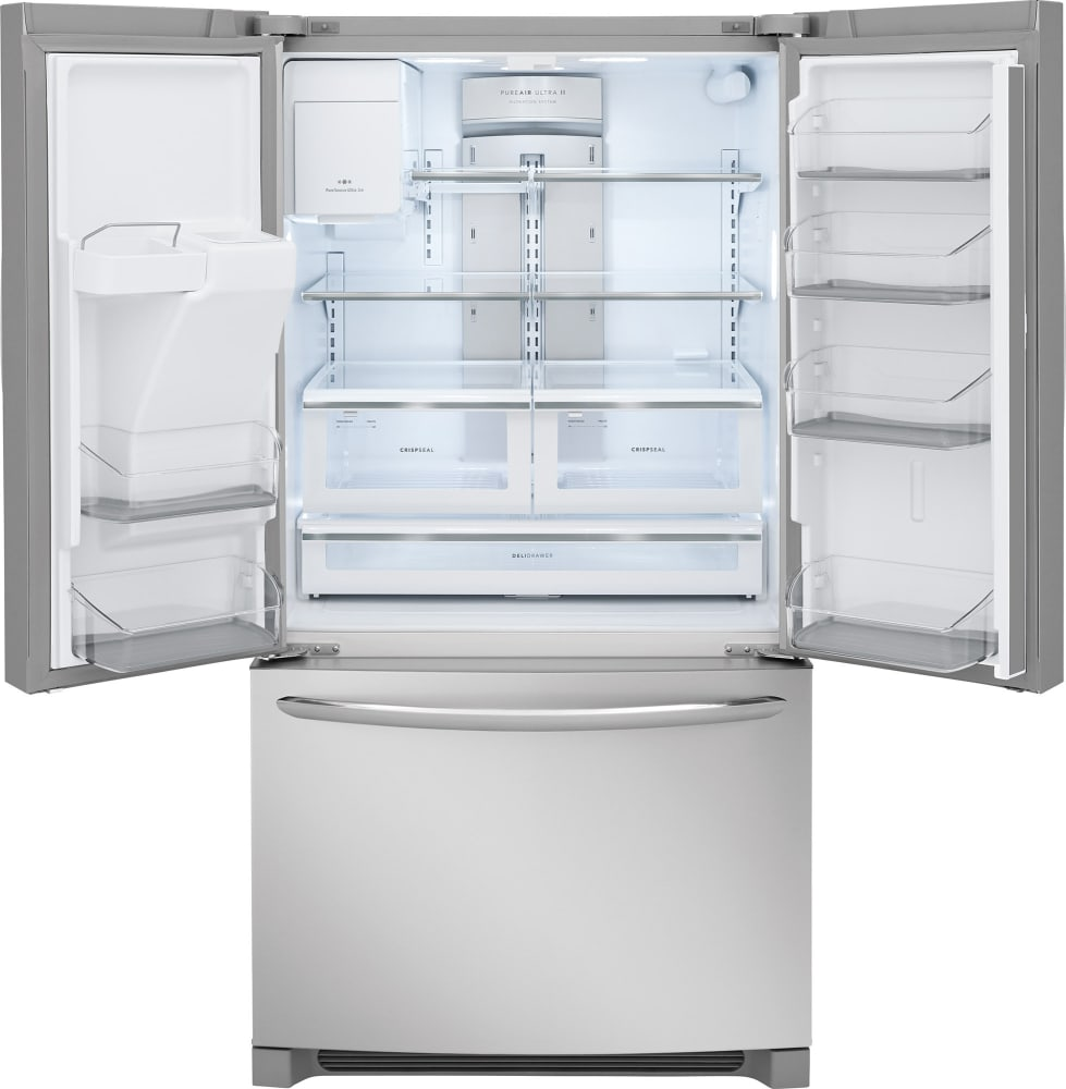 doors maker problems ice frigidaire french youtube icemaker simple door gallery refrigerator check watch