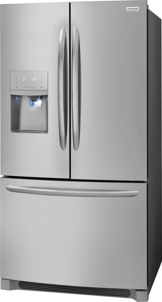Frigidaire Fghb2868tf 36 Inch French Door Refrigerator With Store