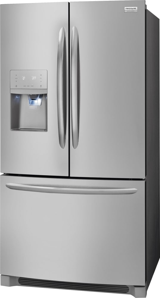 ... Frigidaire Gallery Series FGHD2368TF   Side View ...