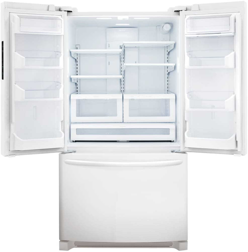 ... Frigidaire Gallery Series FGHN2866PP - Open View ...