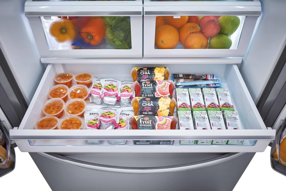 Frigidaire Fghn2868tf 36 Inch French Door Refrigerator