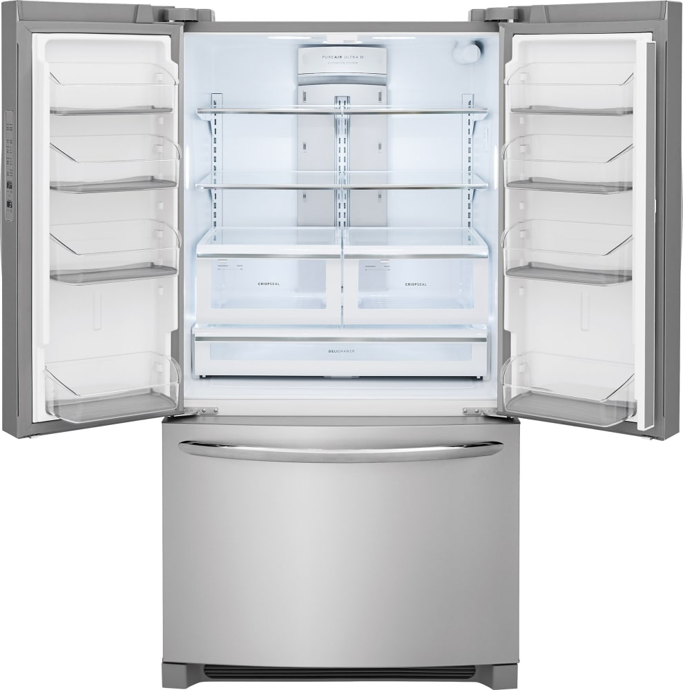 ... Frigidaire Gallery Series FGHN2868TF   Open View ...