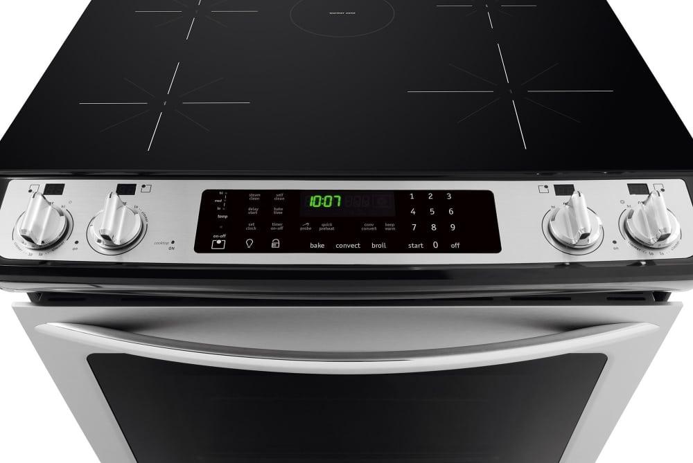 Frigidaire stove hook up
