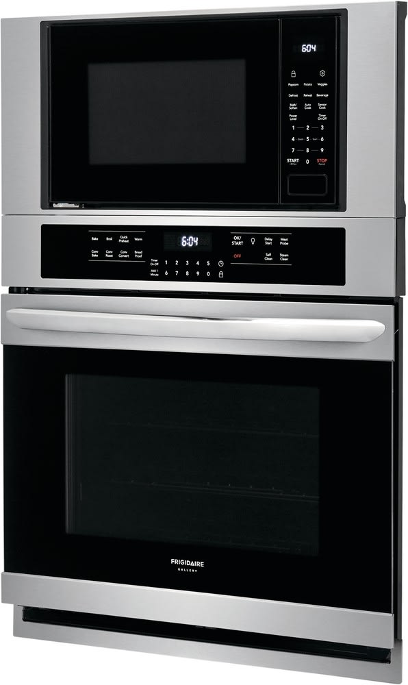 Frigidaire Fgmc3066uf 30 Inch Electric Combination Wall