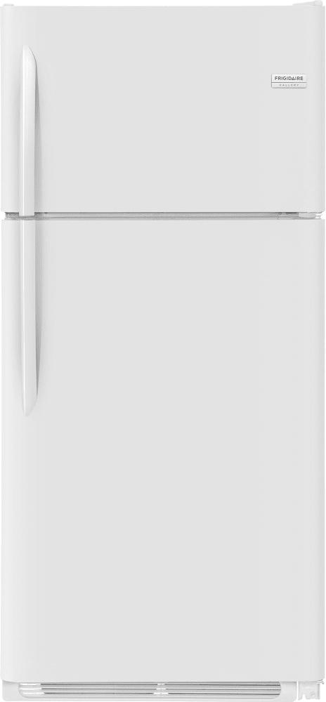 Frigidaire Fgtr1837tp 30 Inch Freestanding Top Freezer