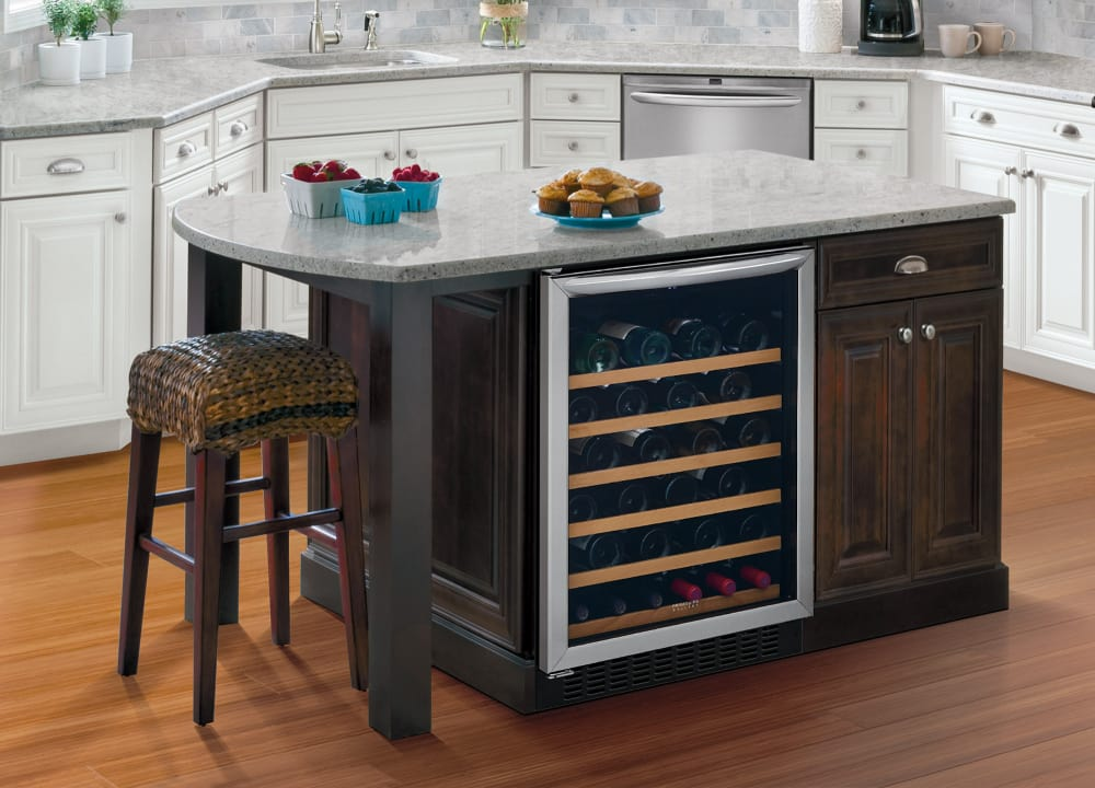 Frigidaire Gallery Series Fgwc4633ss 24 Undercounter Wine Cooler For Built