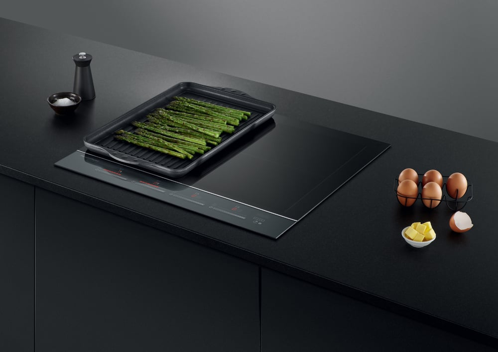 fisher u0026 paykel ci244dtb2 24 inch electric induction cooktop from fisher u0026 paykel - Induction Burner