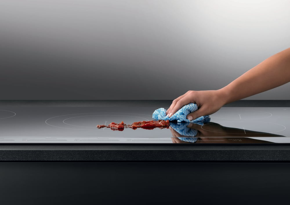Fisher and paykel 900mm induction cooktop