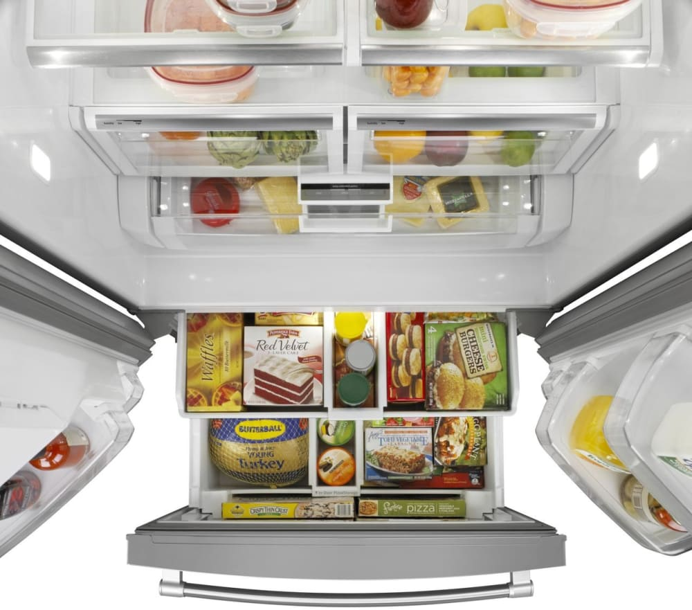 Whirlpool White Ice French Door Refrigerator Reviews