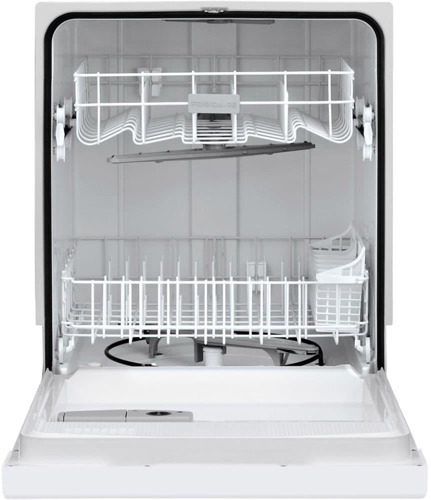Frigidaire Ffbd2406nw Full Console Dishwasher With Ready
