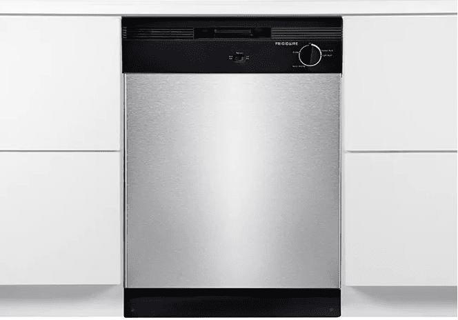Frigidaire Fbd2400ks Full Console Dishwasher With