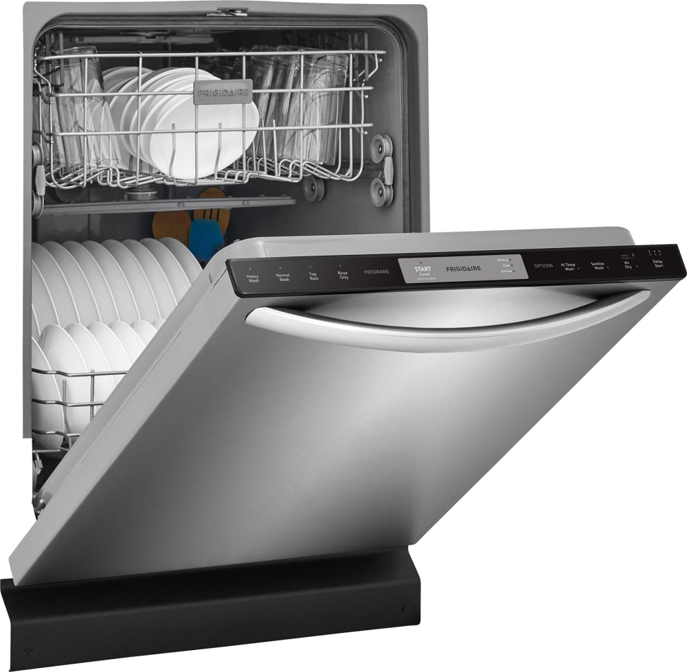 Frigidaire Ffid2426ts Fully Integrated Dishwasher With