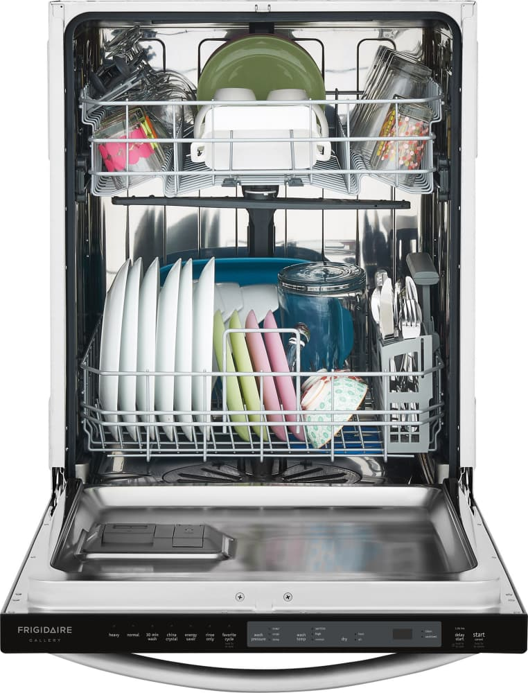 Frigidaire Gallery Series Fgid2476sf Open View