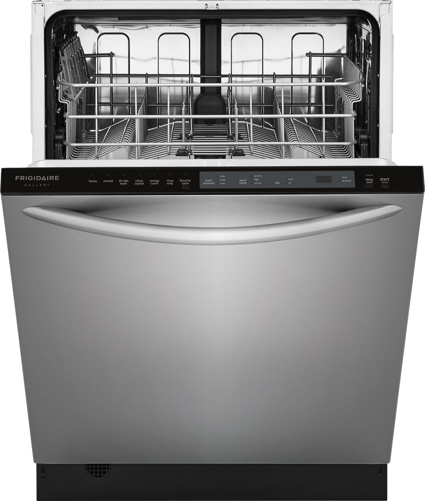 Frigidaire Fgid2476sf Fully Integrated Dishwasher With