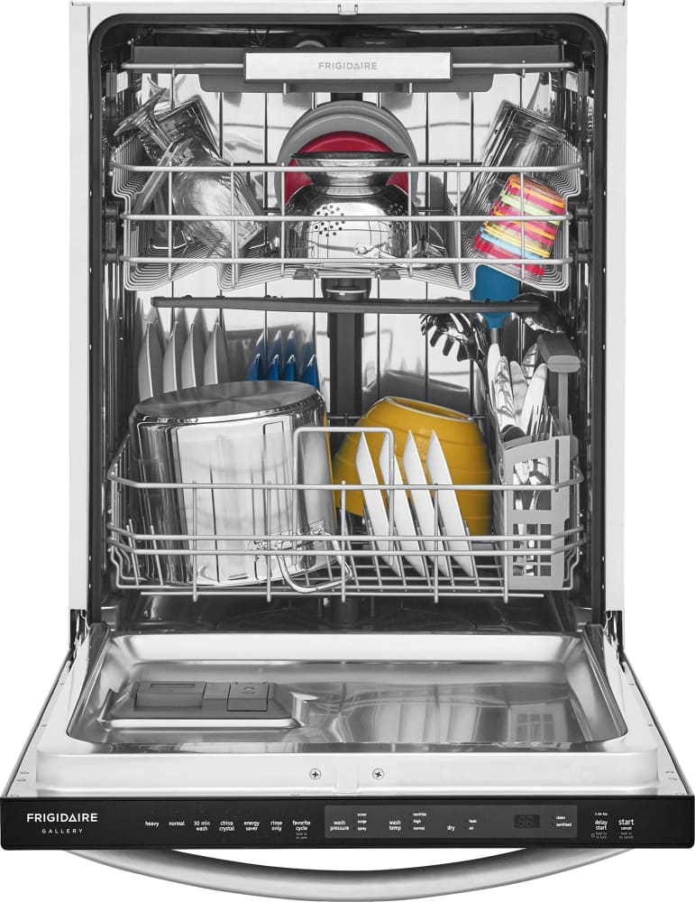 Frigidaire Fgid2479sf Fully Integrated Dishwasher With