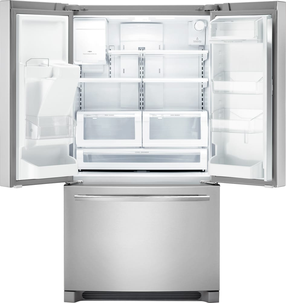 Frigidaire Fdbc2250ss 36 Inch French Door Refrigerator With 21 Cu