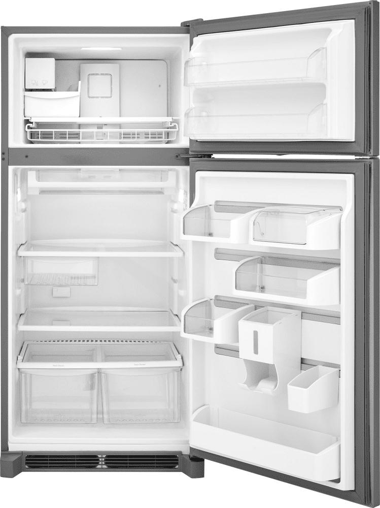 Frigidaire Fghi1865sf 30 Inch Top Freezer Refrigerator