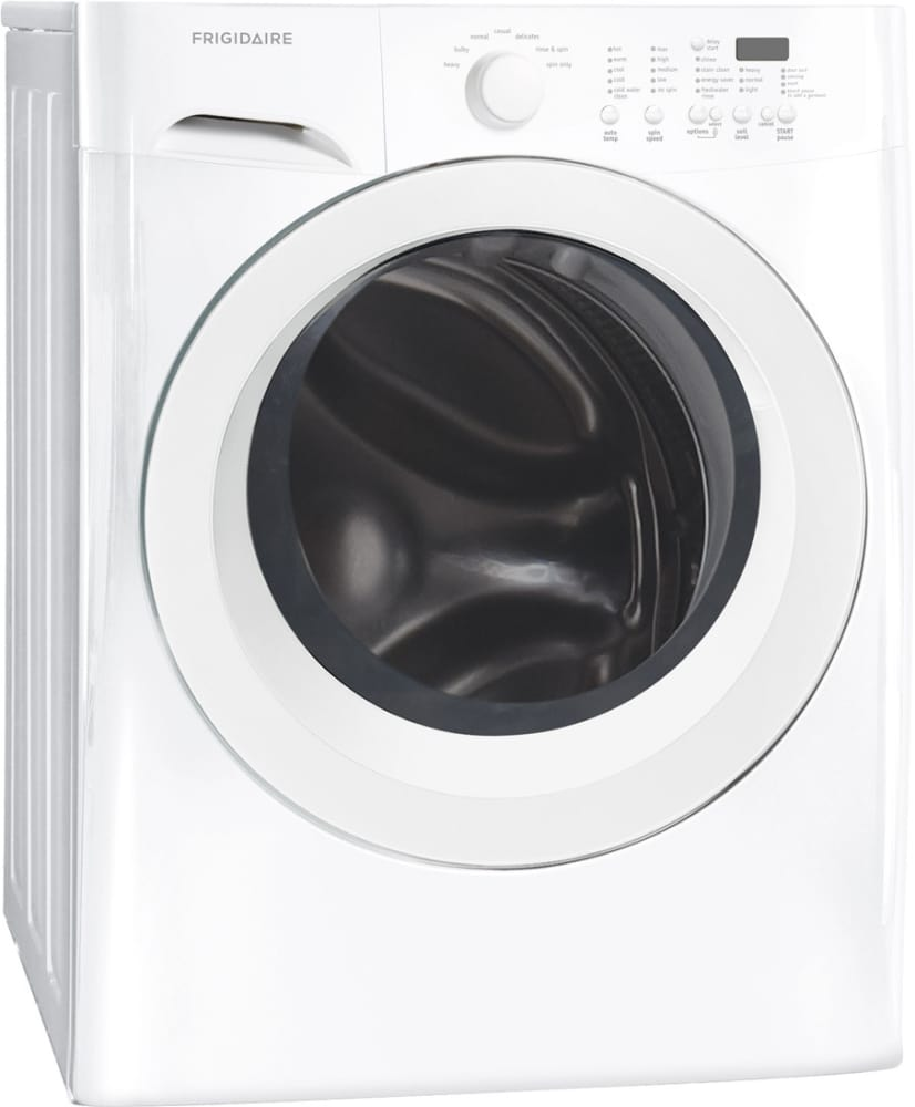 ft front load washer