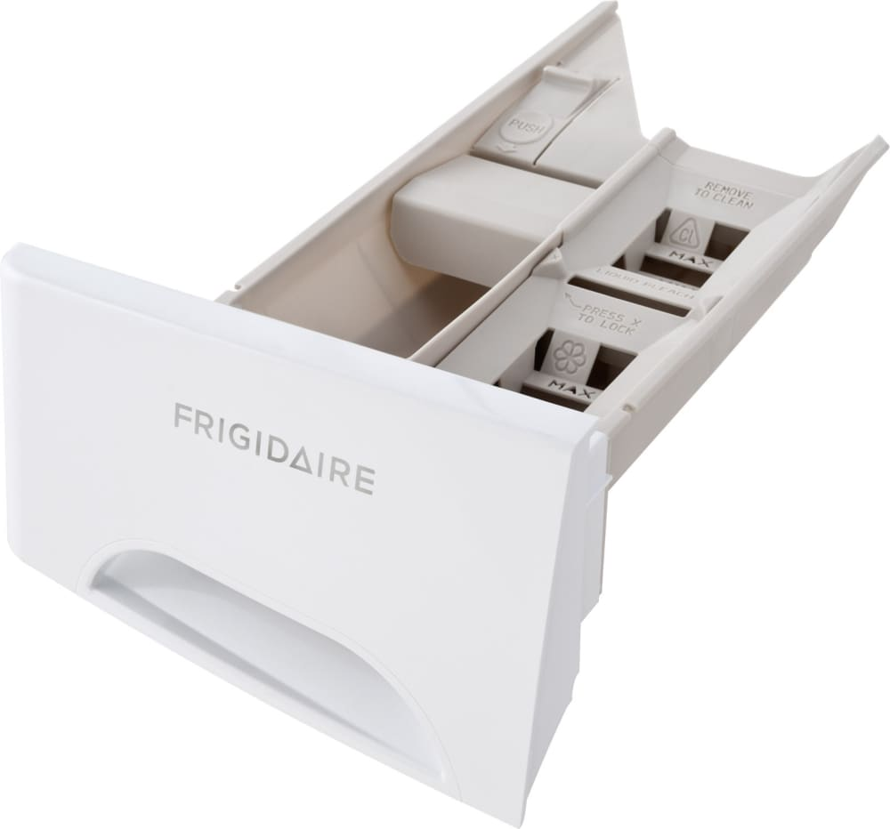 frigidaire fffw5000qw dispenser tray
