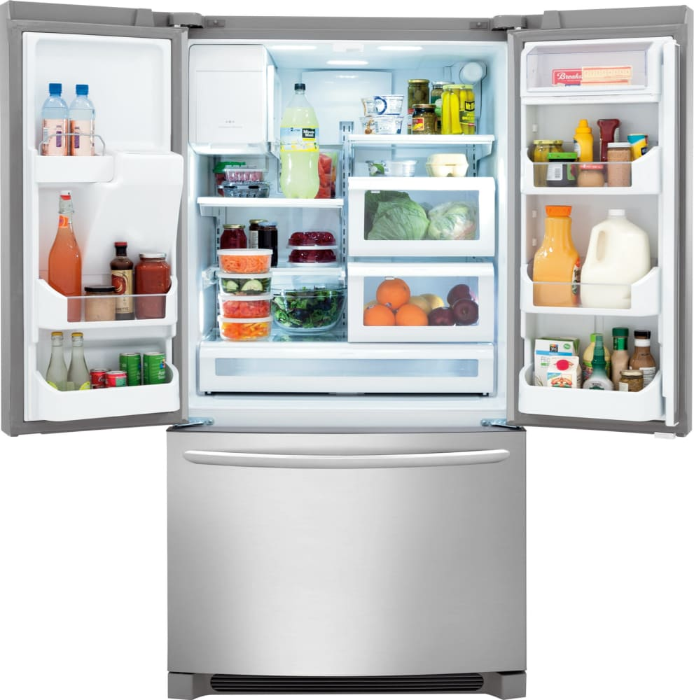 depth panel refrigerators door in fridge to buy counter the maker kitchenaid problems doors best ice gallery ready what a is french fridges frigidaire refrigerator