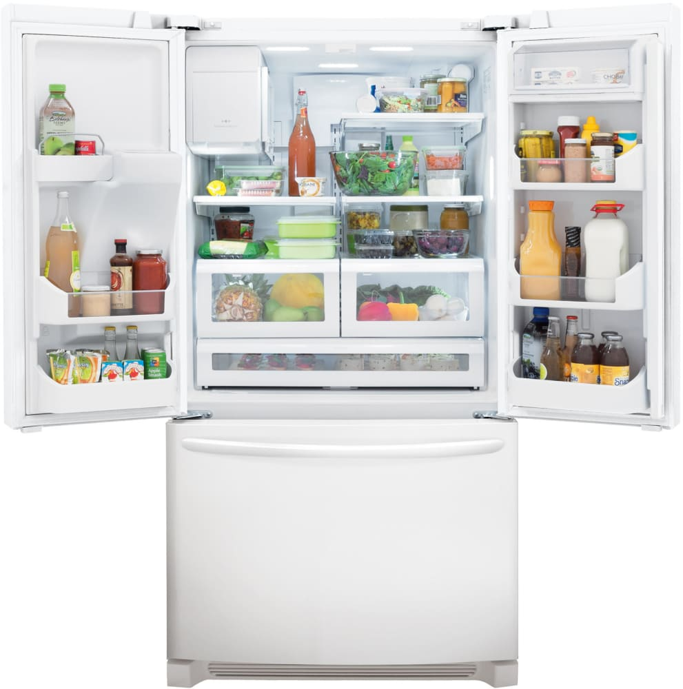 lg gallery and frigidaire door refrigerator ice maker french doors in problems bicycle news