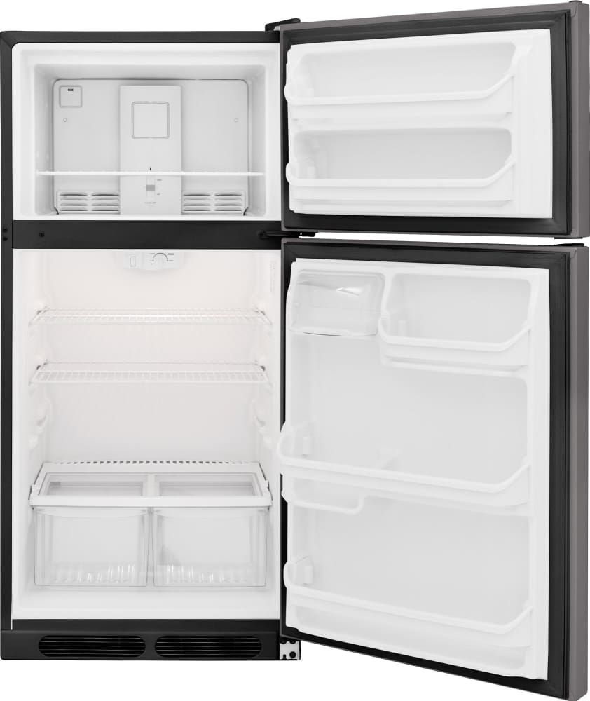 refrigerator 7 5 cu ft. refrigerator frigidaire ffht1514qs - 14.6 cu. ft. 7 5 cu ft