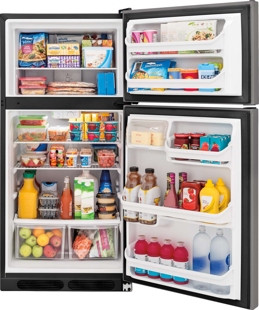 Frigidaire Ffht1514qs 28 Inch Top Freezer Refrigerator Make Your Own Beautiful  HD Wallpapers, Images Over 1000+ [ralydesign.ml]