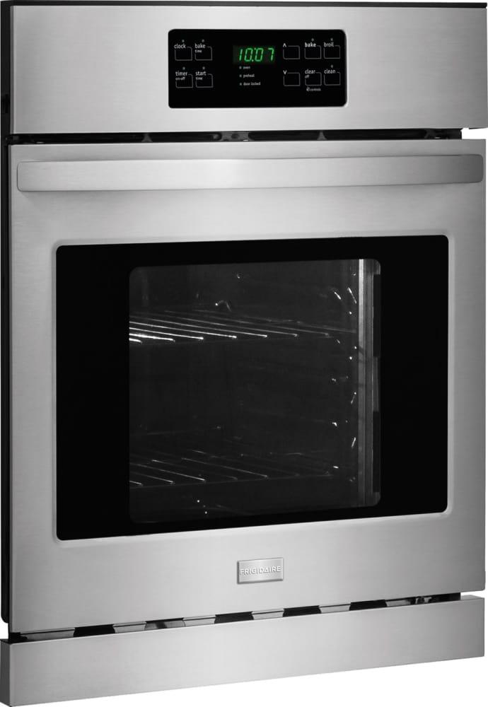 Frigidaire Ffew2425qs 24 Inch Single Electric Wall Oven