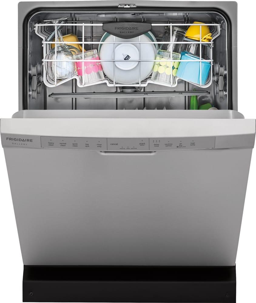 See Through Dishwasher