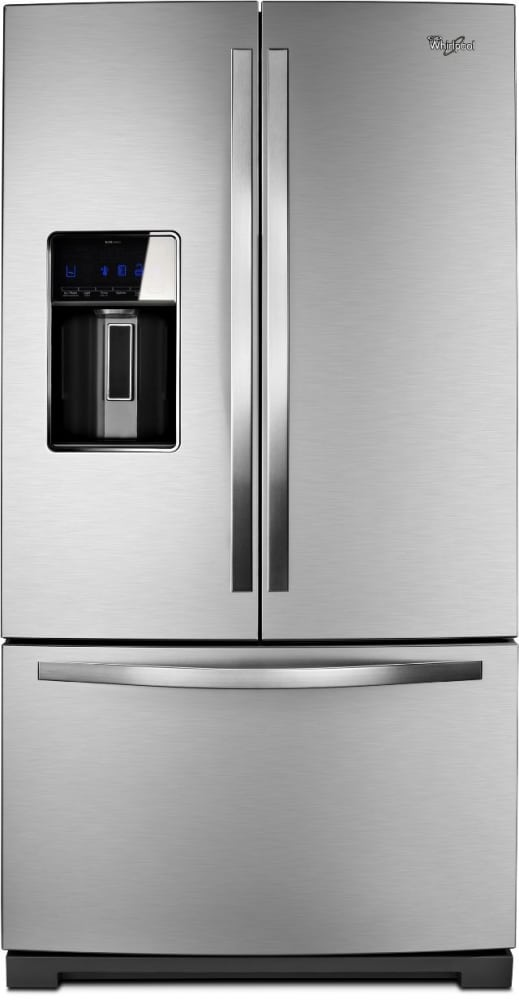 Whirlpool Wrf997sddm 36 Inch French Door Refrigerator With