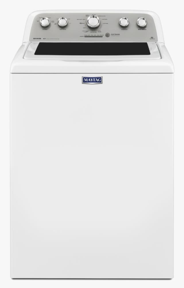 maytag mvwx655dw 28 inch 4 3 cu ft top load washer with 11 wash cycles 660 rpm powerwash. Black Bedroom Furniture Sets. Home Design Ideas