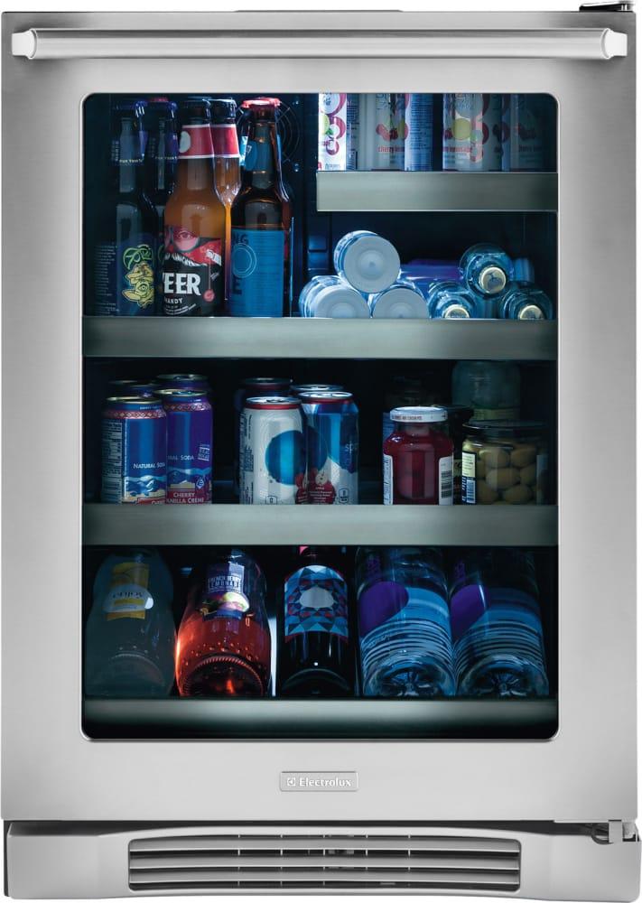 Electrolux Ei24bl10qs 24 Inch Undercounter Beverage Center