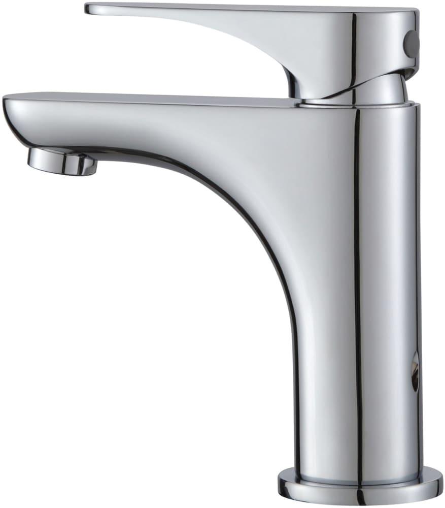 Kraus Fus13901ch Single Handle Cast Spout Bathroom Faucet With Inch Reach Inch Spout