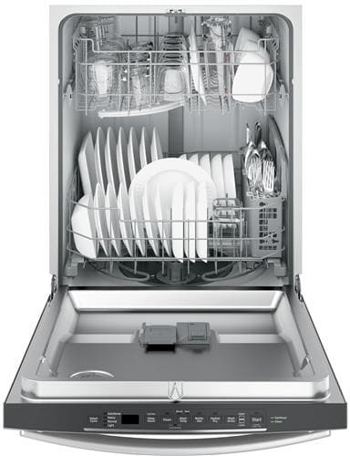 Ge Gdt635hsjss Fully Integrated Dishwasher With Piranha Hard Food