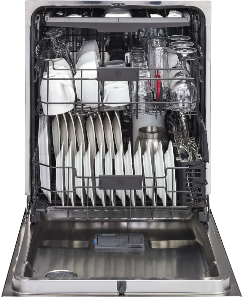 Ge Gdt695sblts 24 Inch Fully Integrated Dishwasher With