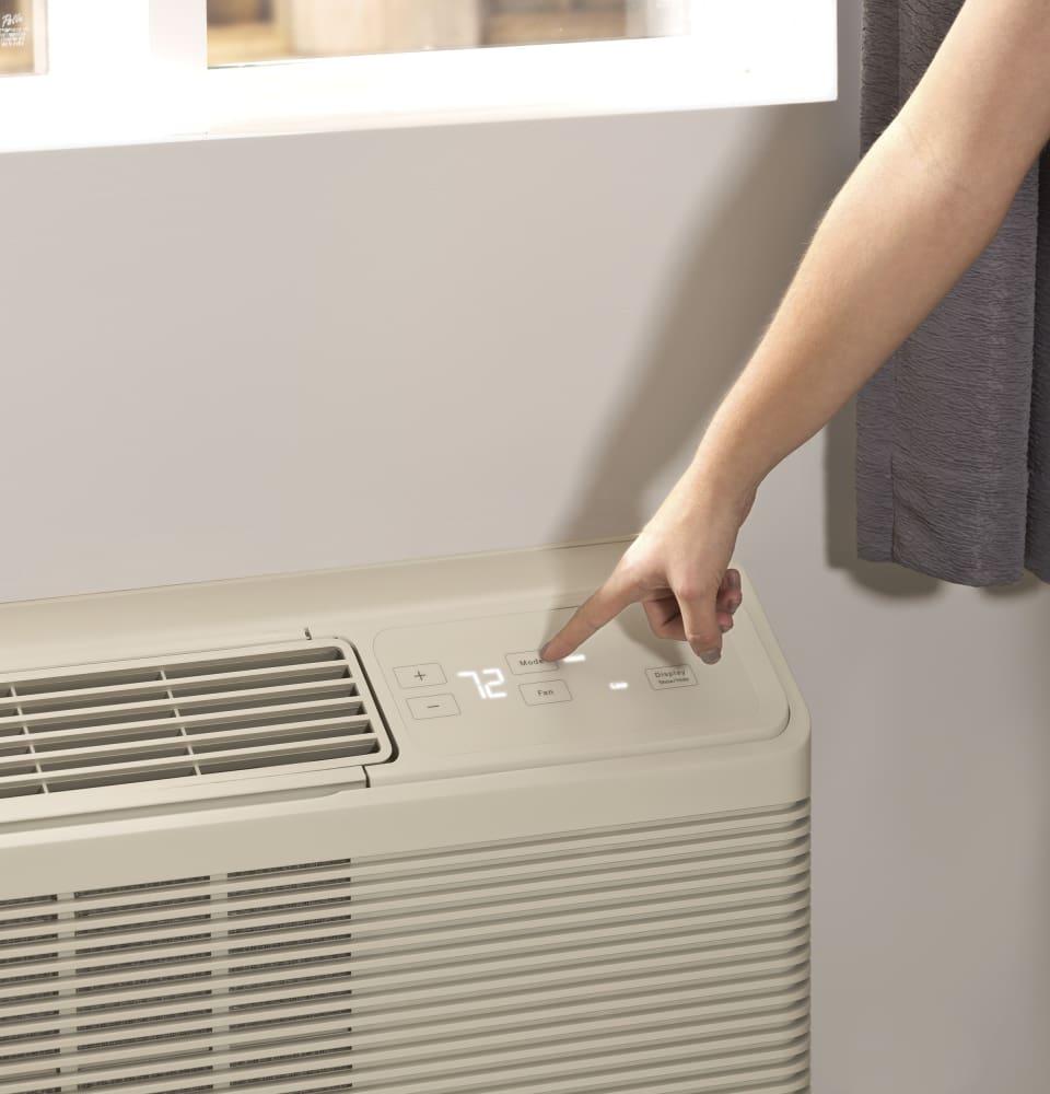 ge zoneline az45e07dab ge zoneline cooling and electric heat unit ac
