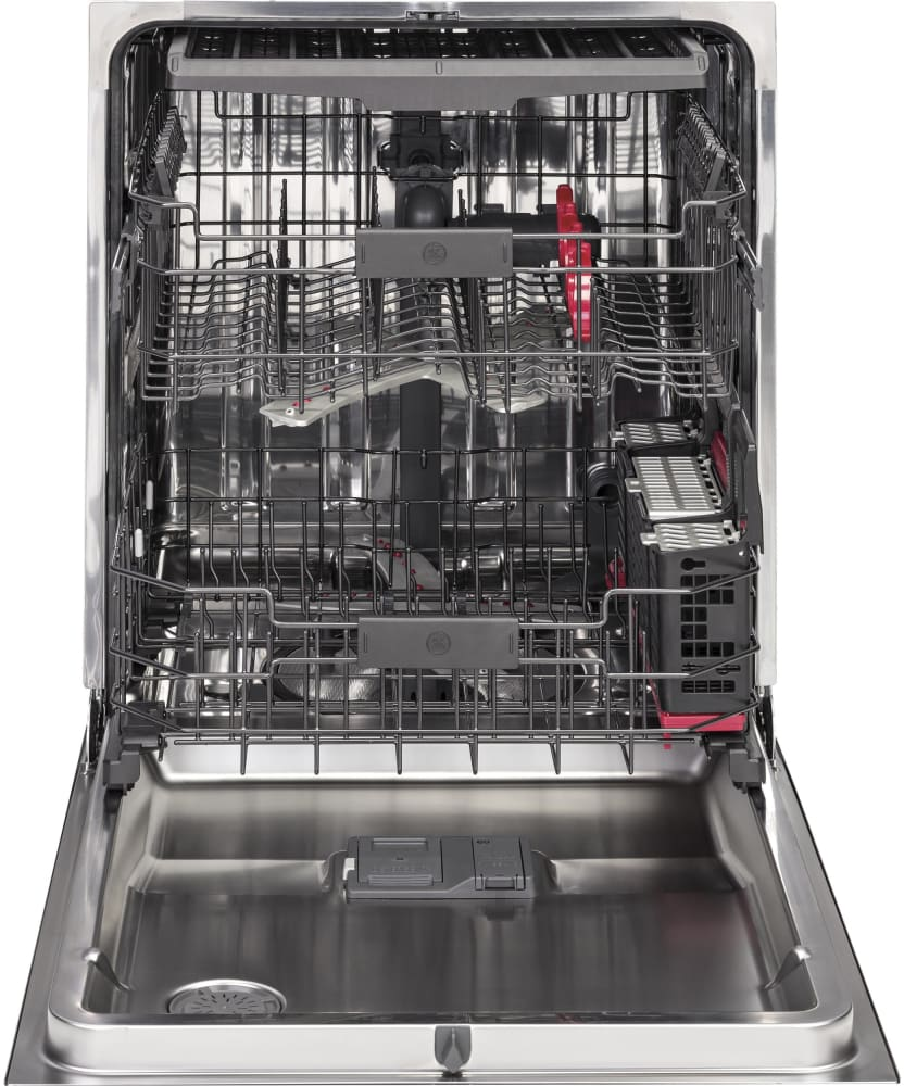 ge cafe dishwasher ge cdt865ssjss fully integrated dishwasher with 140 28623