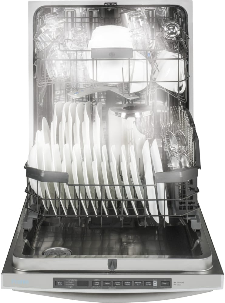 ge gdt655ssjss 24 inch fully integrated dishwasher with bottle jets wash zones piranha hard. Black Bedroom Furniture Sets. Home Design Ideas