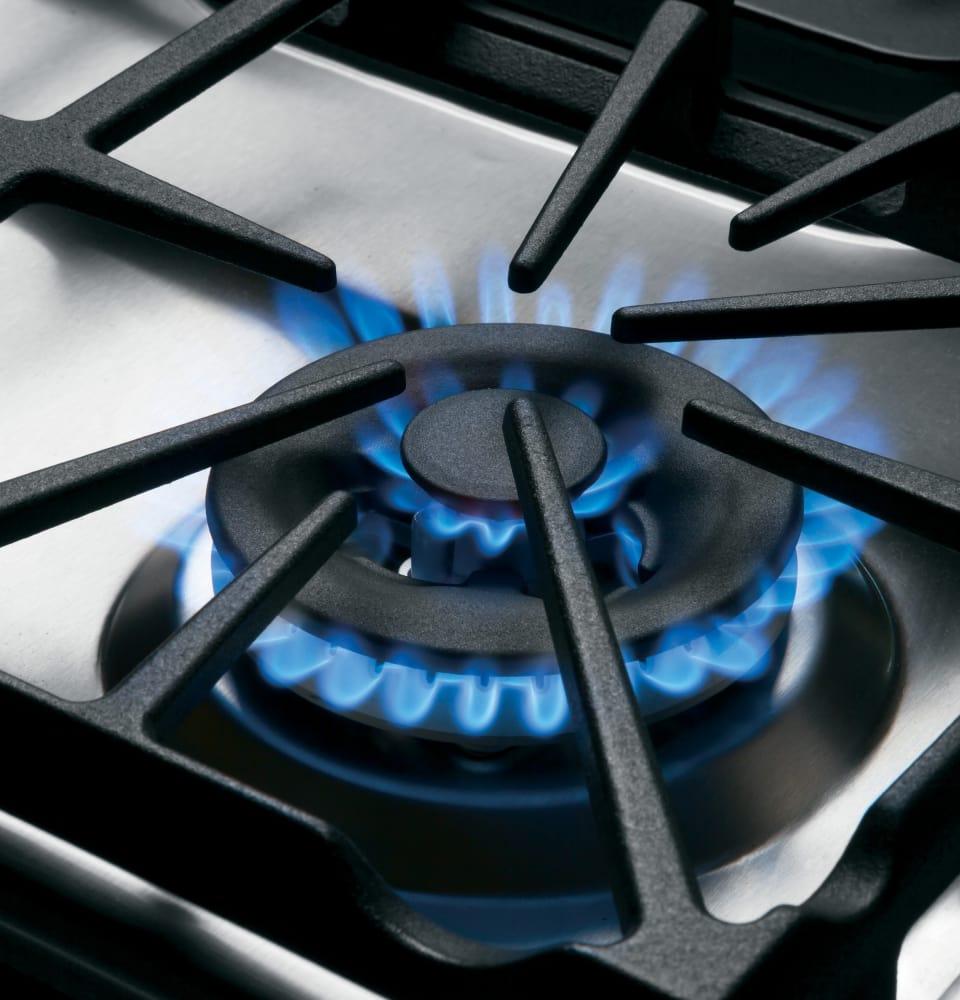 Ge profile 5 burner gas range -  5 Burner Cooktop Ge Profile Pgs950sefss Sealed Gas Burners
