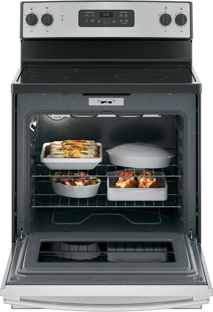 Picture Of Conventional Oven Home Safe