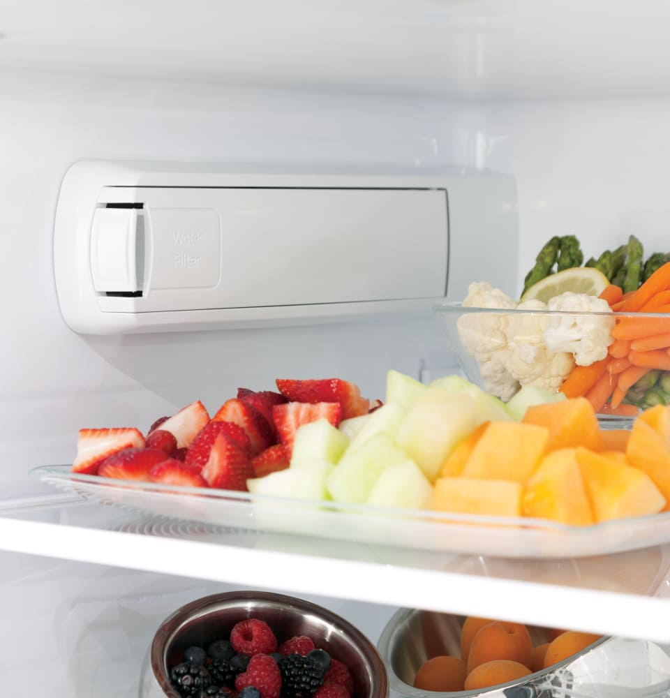 GE CWESSHSS  Inch Counter Depth French Door Refrigerator With - Ge profile counter depth french door