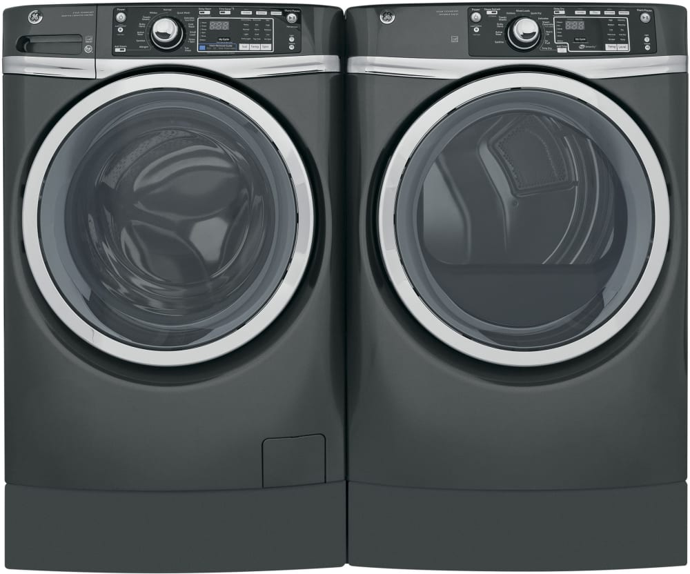 how to clean ge front load washer