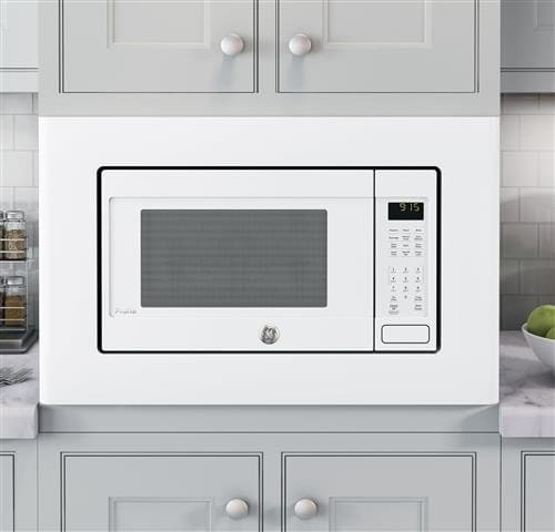 Ge Peb9159djww 1 5 Countertop Microwave Oven With 1 000